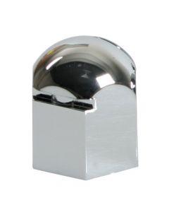 Chrome-Nut Caps, 20 copribulloni - Ø 19 mm