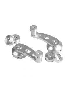 Racing Levers - 6 cm - Alluminio