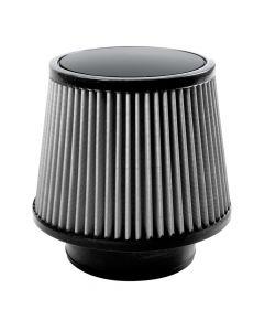 Filtro aria conico, acciaio inox