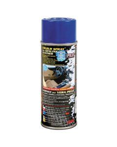 Vernice spray per interni in pelle - Blu