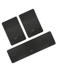 Maxi-Mat, serie tappeti universali in pvc 3 pezzi