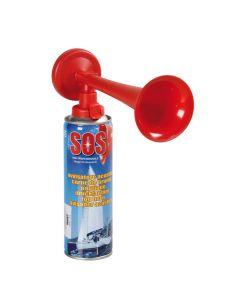 Avvisatore acustico a gas