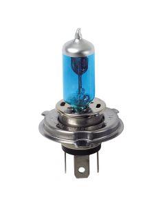 12V Lampada alogena Blu-Xe - H4 - 100/80W - P43t - 2 pz  - Scatola Plast.