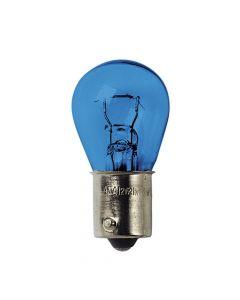 12V Lampada 1 filamento Blu-Xe - (P21W) - 21W - BA15s - 2 pz  - D/Blister