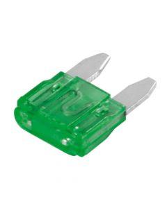 Set 100 micro fusibili lamellari, 12/32V - 30A