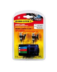 Dash-Lites 1, 12V - Verde