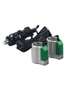 Head-Rest Lites 12V - Verde