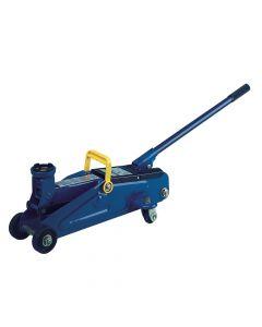 Cric idraulico a carrello - 2.000 kg - Scatola