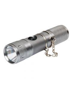 Pocket-Led, torcia ricaricabile in alluminio anodizzato, 12V