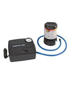 Pump-Jet & Fix Standard, kit riparazione pneumatici, 12V