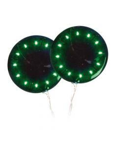 Led-Disks 12V - Verde
