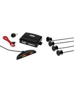 Setay S4, kit 4 sensori parcheggio con display digitale, 12V