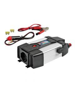 Power Inverter PSW300, trasformatore a onda sinusoidale pura 12V > 230V