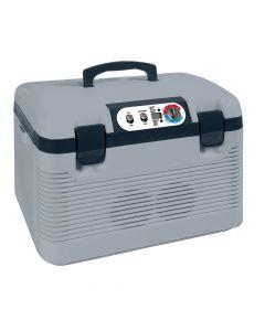 T-Tech 18, frigorifero-scaldavivande 18 litri - 12/24V+230V - (-20-25°C*)