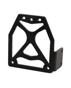 Naxox, portatarga laterale per ciclomotori