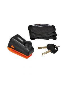X-Lock-1, lucchetto bloccadisco - Perno Ø 5,5 mm
