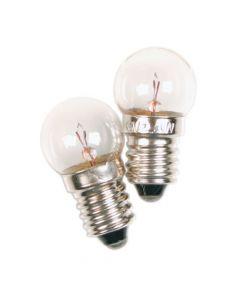 Set 2 lampadine - 6V - 2,4W