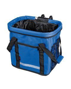 Easy-Basket, cestino anteriore in tessuto - 14 L