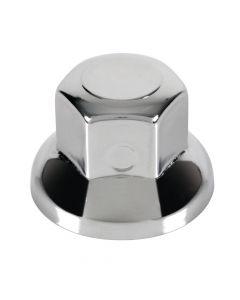 Set 10 copribulloni in acciaio inox lucidato - Ø 32 mm