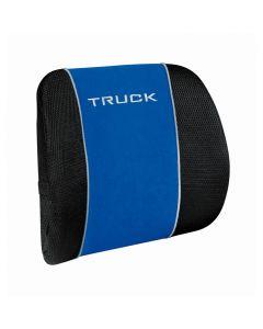 Trucker, supporto lombare ortopedico - Blu