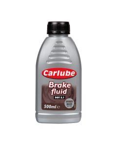 LIQUIDO FLUIDO FRENI CARLUBE DOT 5.1 DA 500 ML