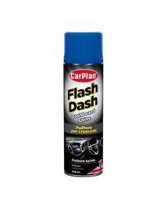 Flash Dash, pulitore per cruscotti, effetto lucido - 500 ml spray - Auto nuova