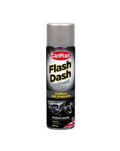 Flash Dash, pulitore per cruscotti, effetto lucido - 500 ml spray - Artic ice