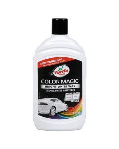 Color Magic, cera protettiva arricchita con colore - 500 ml - Bianco